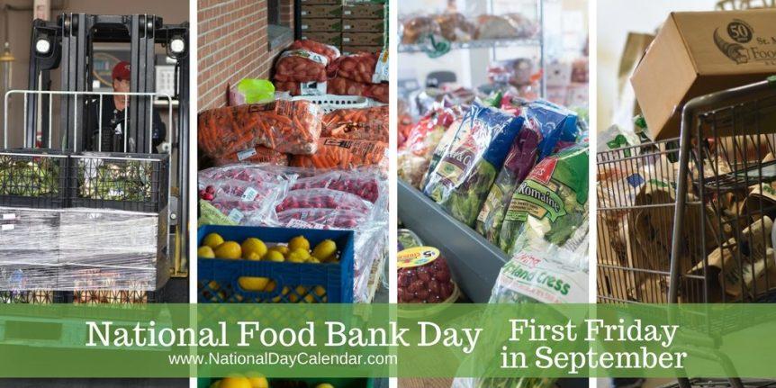 national food bank day