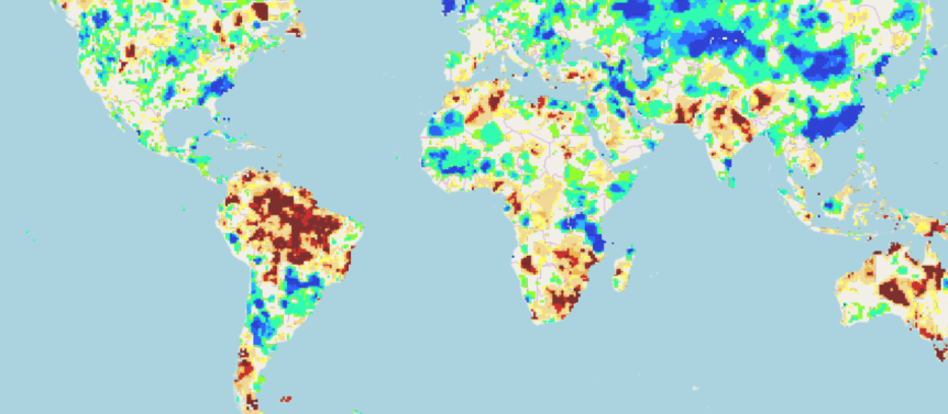 drought severity