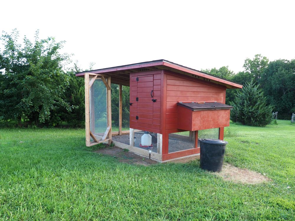 Backyard Chicken Coop Considerations Southeast Agnet