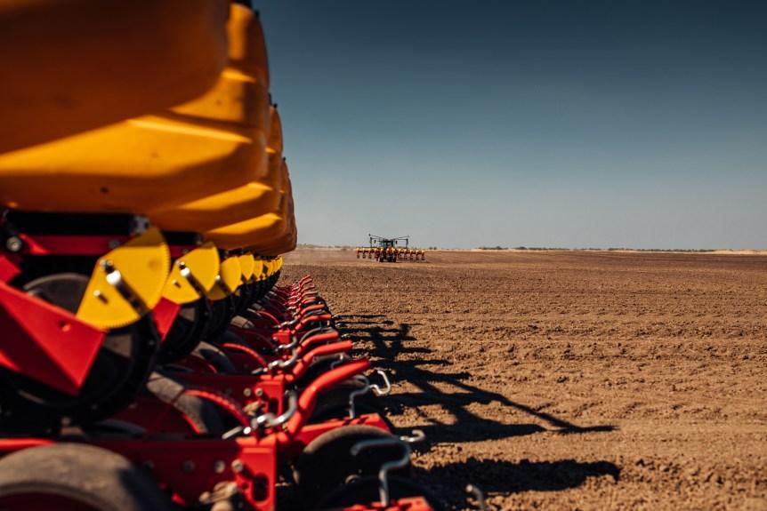 row crop