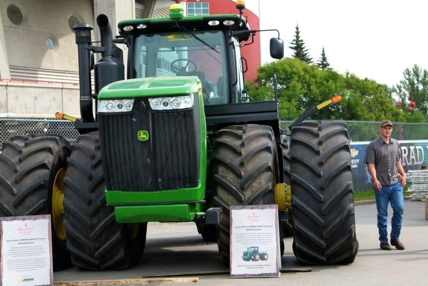 farm tractor sales