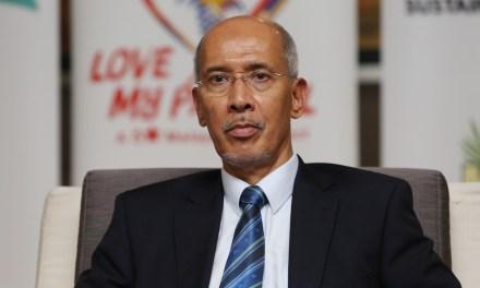 Petronas elects new chairman