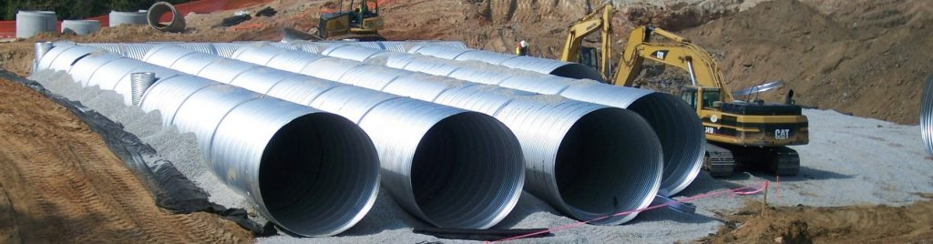 CORRUGATED METAL PIPE & Products - Southeast Culvert