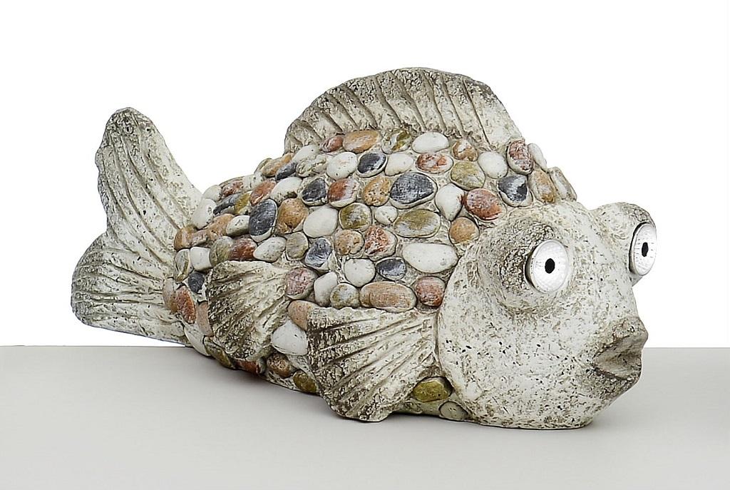 New Design Solar Crocodile Garden Ornament Figurine 38cm