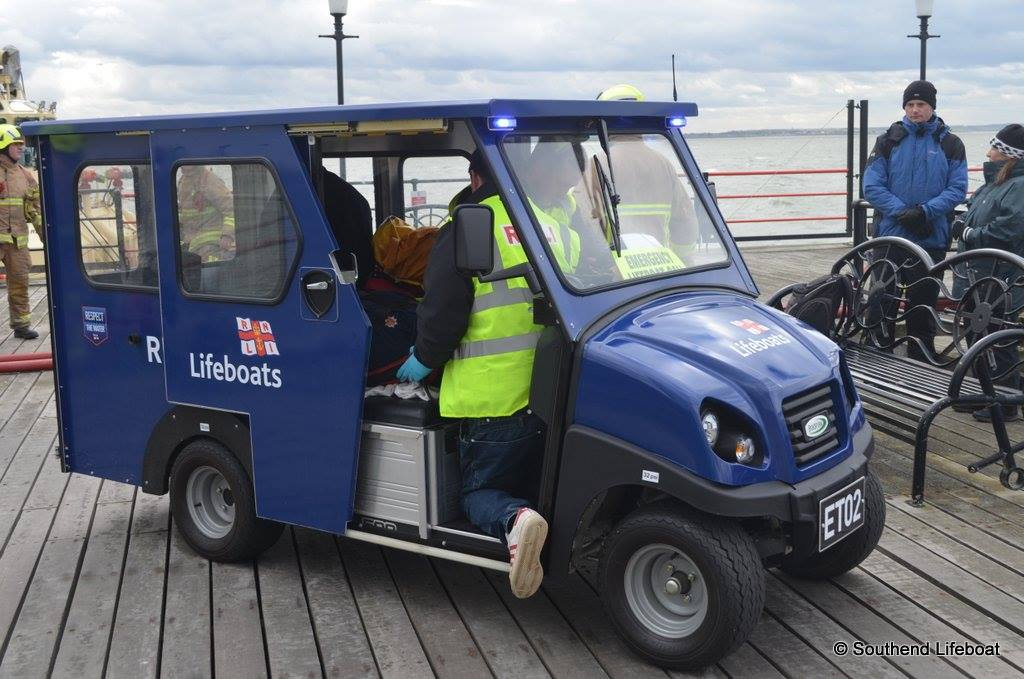 Lifeboat Buggy