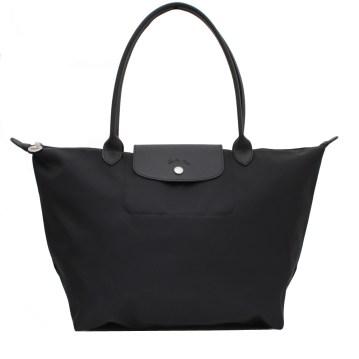 560038-longchamp-1899578-le-pliage-neo-large-shoulder-tote-bag-black-front