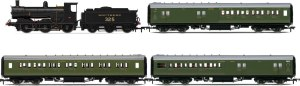 R3302 1940 Dunkirk train pack