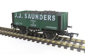 J.J. Saunders Limited Edition PO wagon.