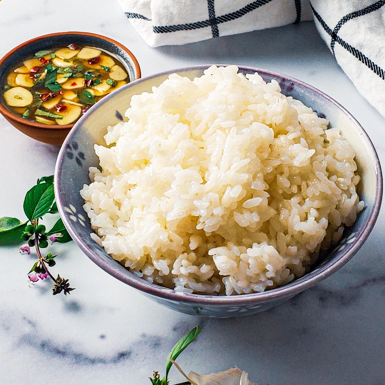 How to Make Sushi Rice Recipe
