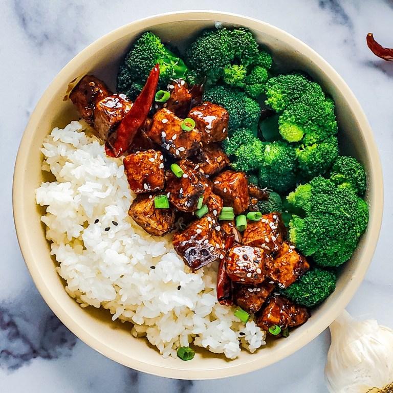 Crispy Sesame Tofu Recipe
