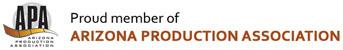 Proud Member of Arizona Production Association