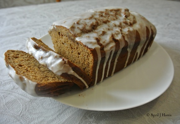 Banana-Gingerbread