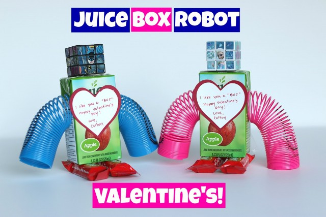 Robot Juice Box Thumbnail