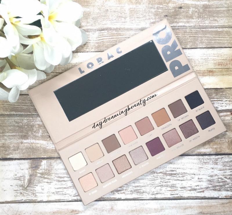 LORAC Pro 3 palette | daydreamingbeauty.com
