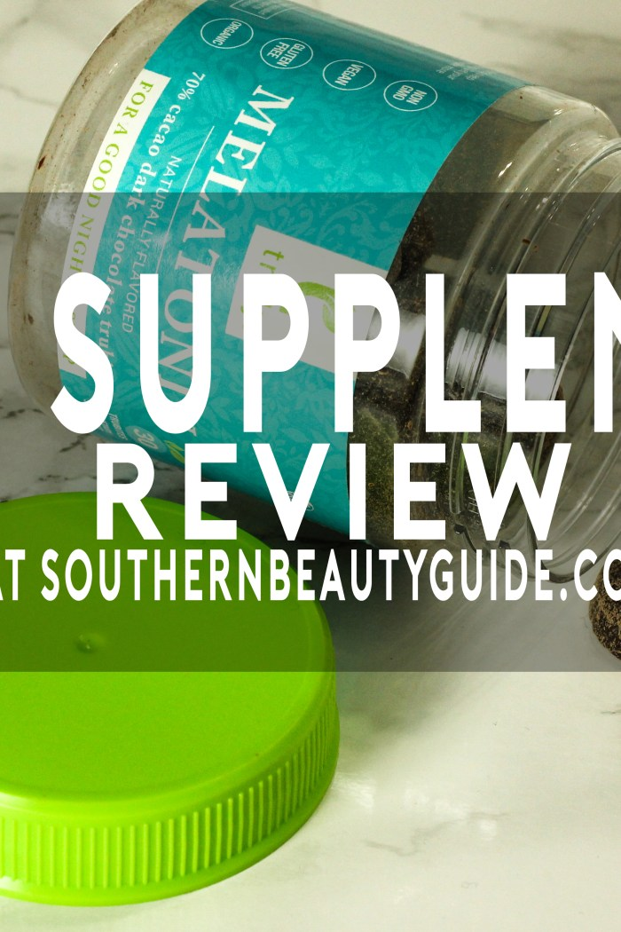 Truly Supplements Review & Giveaway! + How I achieve my Beauty Sleep!