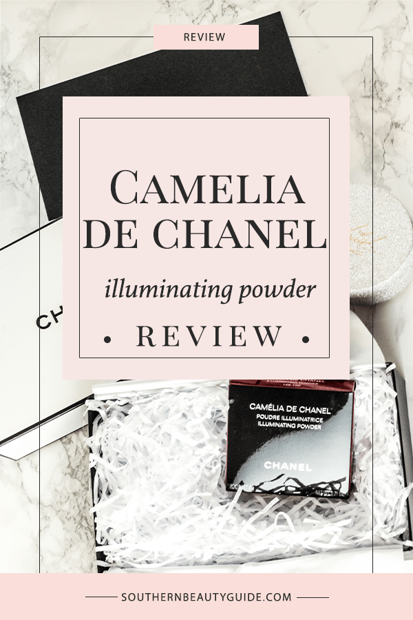 Chanel CAMÉLIA de Chanel Illuminating Powder Review