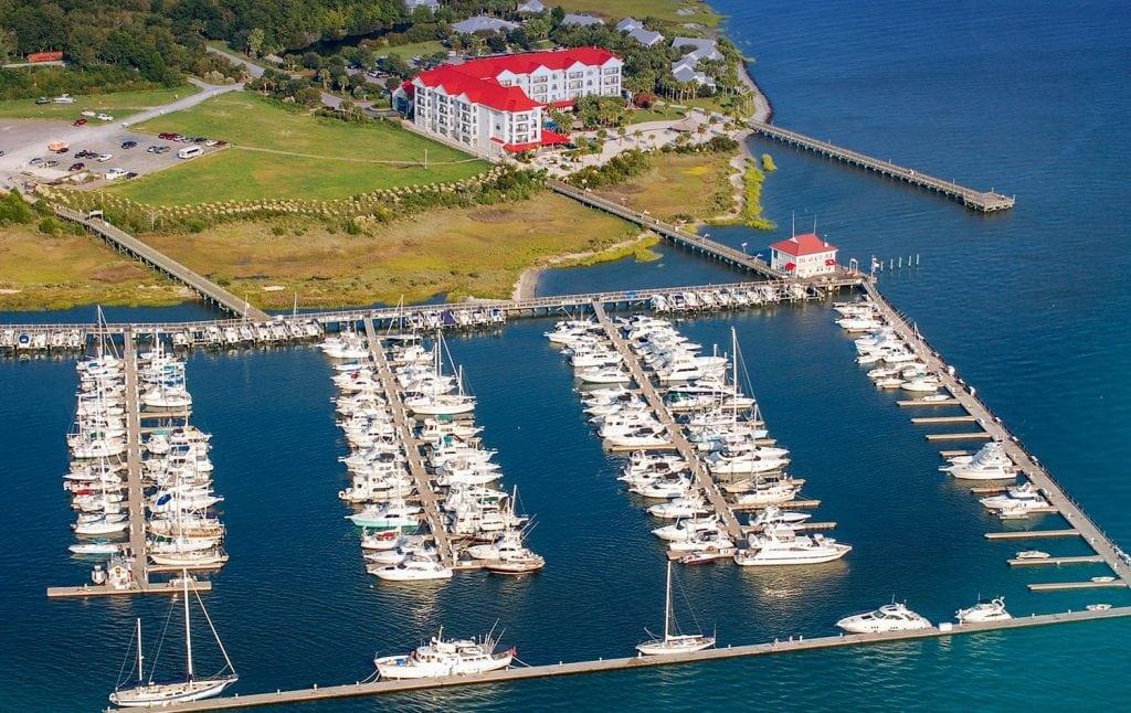 Charleston Harbor Resort Amp Marina Mt Pleasant Sc