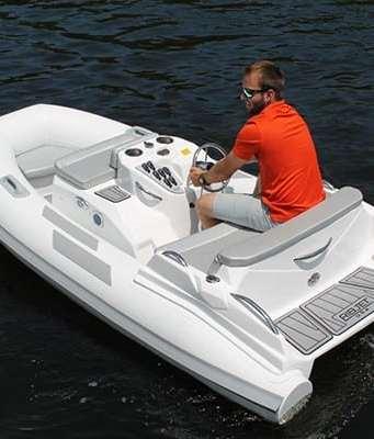 Ribjet 10 Jet Yacht Tender
