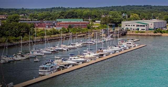 Maine Yacht Center.