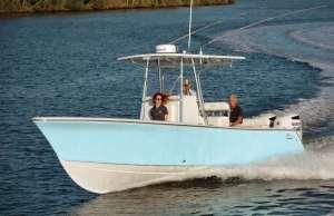 Stuart Boatworks 27