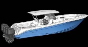HydraSports 38 Speciale