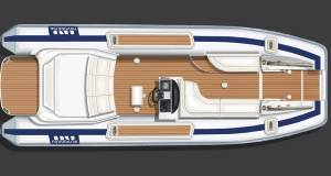Novurania Catamaran 24 Diesel