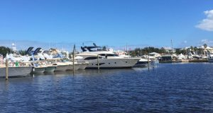 Sights from the Stuart Boat Show