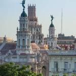 Havana's colonial quarter