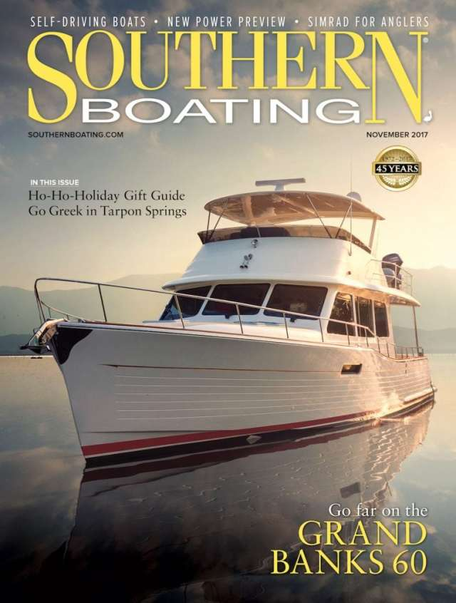 southern Boating November Cover