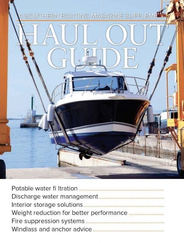 Special Southern Boating Supplement: Haul Out Guide 2018