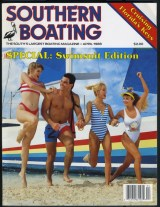 Well, this looks like the most fun anyone has ever had in an April Swimsuit Issue! circa 1988
