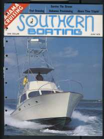 A sportfish graces the cover of this June 1978 cover.
