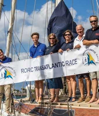 RORC, Caribbean, Royal Ocean Racing Club, Grenada