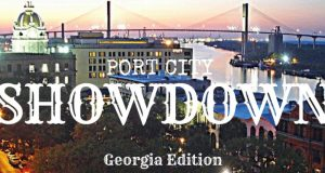 Port City Showdown, Georgia, Tybee Island, Savannah, best city in Georgia, georgia cities, Best Georgia city, best beaches in Georgia