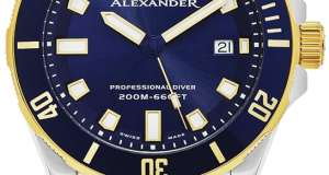 Alexander Swiss-Made Watch