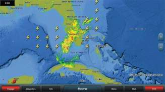 Thunderstorms can happen anytime, anywhere.