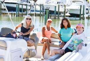 The Diva Group from Freedom Boat Club