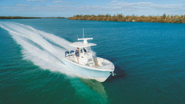 an image of the Cobia 240 CC