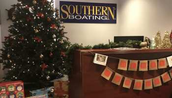 Southern Boating Christmas It's Almost Christmas