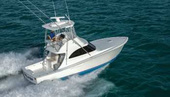 an image of the Viking 38 Billfish