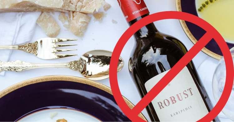 tips for having a no alcohol dry wedding reception
