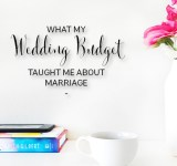 What wedding budgets can teach you about marriage