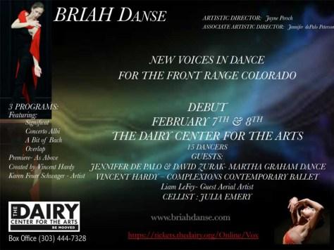 BRIAH Danse