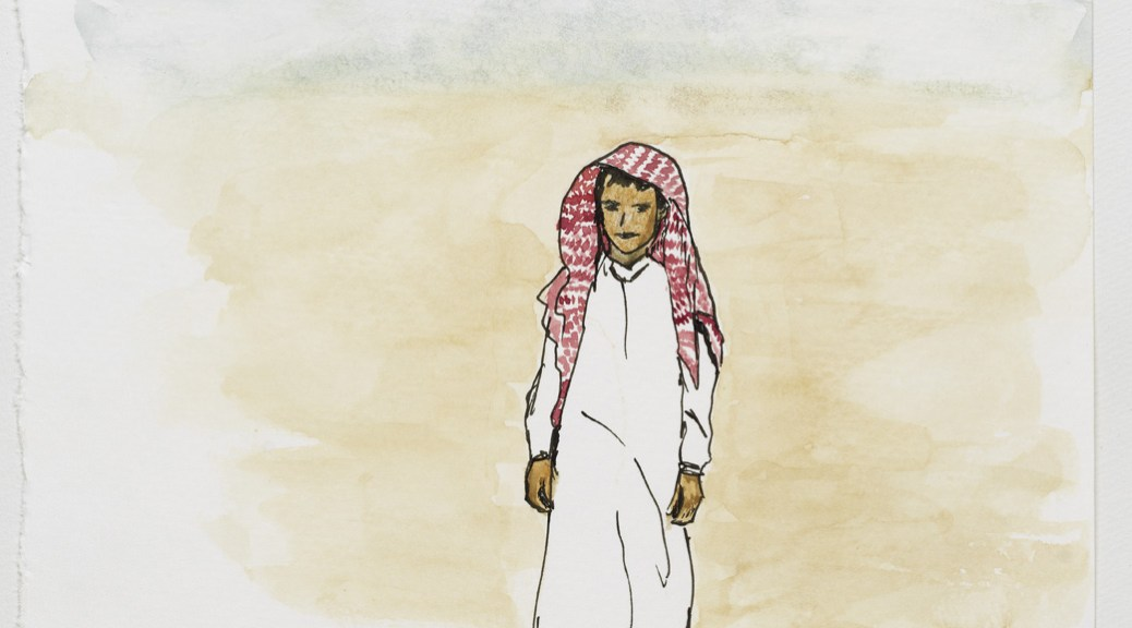 Ahmed's Journey - Jill Manly