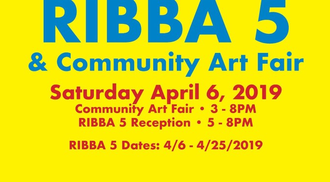 RIBBA 5 and Community Art Fair
