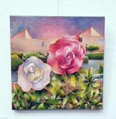 Two Roses - Kathy Breaux