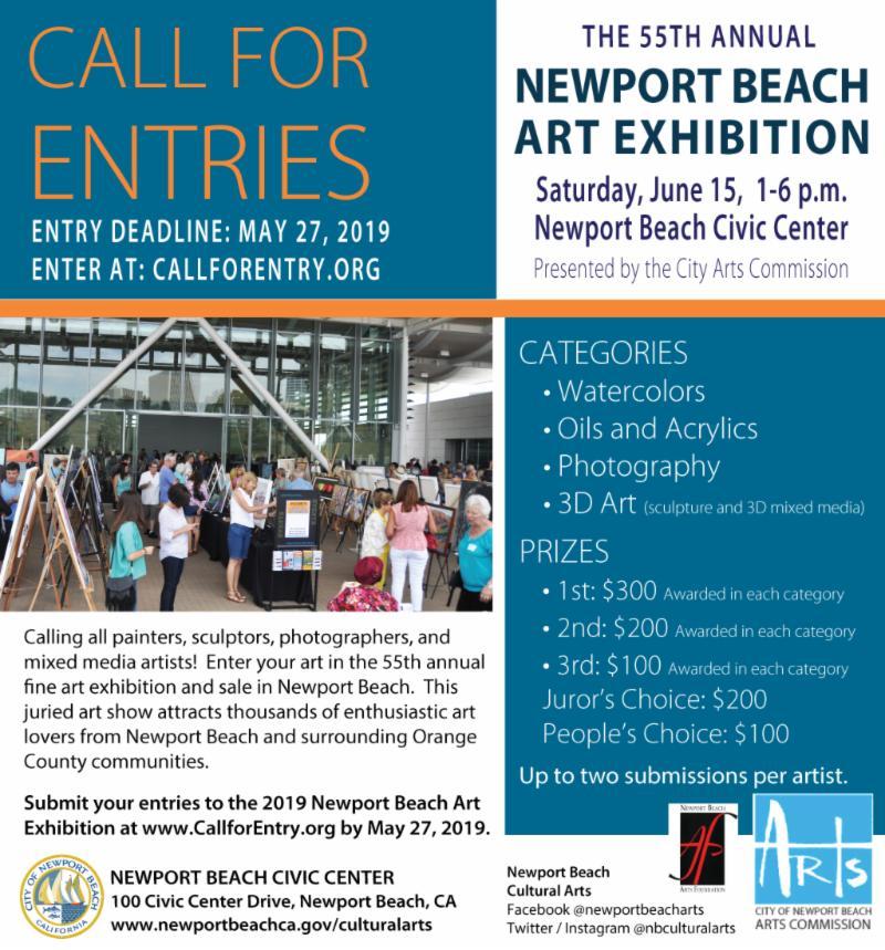 55th Annual Newport Beach Art Exhibit