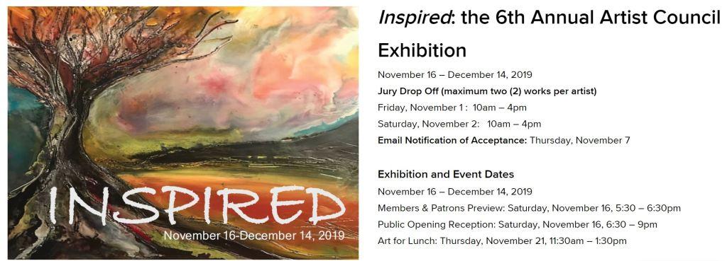 Huntington Beach Art Center Inspired Exhibition