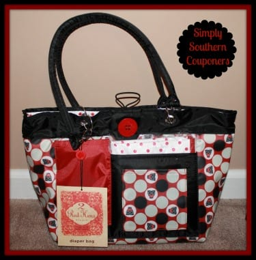 2 Red Hens Owl Dots Rooster Diaper Bag Review Southern Carolina