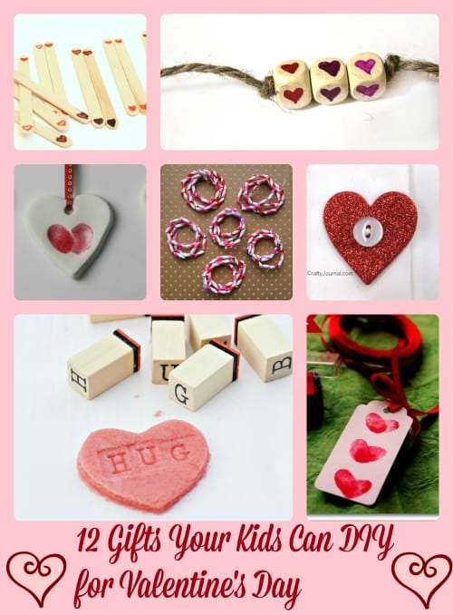 12 Gifts Your Kids Can DIY for Valentine's Day